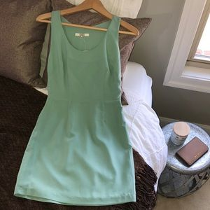 SOUTH MOON UNDER Mint Green Dress NWT
